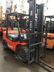 мобильный вилочный погрузчик HELI CPCD30 3 ton used diesel Heli Chinese forklift