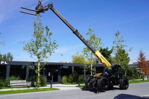 телескопический погрузчик HAULOTTE HTL 4010, 1000 MTH! 4x4x4, supports, 10m - 4.000 kg