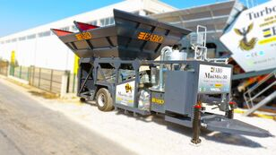 новый бетонный завод Fabo MINIMIX-30 MOBILE CONCRETE PLANT 30 M3/H READY IN STOCK
