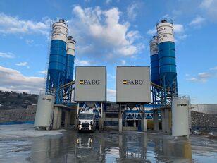 новый бетонный завод Fabo POWERMIX-200 NOUVELLE SYSTEME D'INSTALLATION DE CENTRALE À BÉTON
