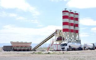 новый бетонный завод MESAŞ 120 m3/h FIXED CONCRETE BATCHNG PLANT