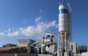 новый бетонный завод PROMAX Mobile Concrete Batching Plant PROMAX M100-TWN (100m/h)