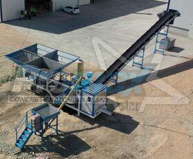 новый бетонный завод PROMAX Мобильный бетонный завод М35-ПЛНТ (35 м³/ч)