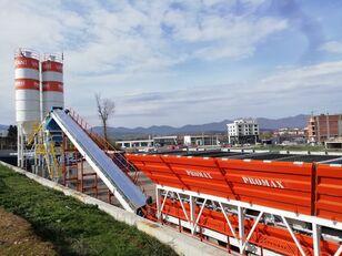 новый бетонный завод PROMAX СТАЦИОНАРНЫЙ БЕТОННЫЙ ЗАВОД S100 TWN (100 м³/ч)