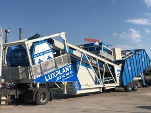 новый бетонный завод Plusmix 60m³/ Hour Mobile Concrete Plant - BETONYY ZAVOD