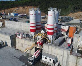 новый бетонный завод SEMIX Staționară 200 UNITĂȚI FIXE DE AMESTECARE A BETONULUI 200
