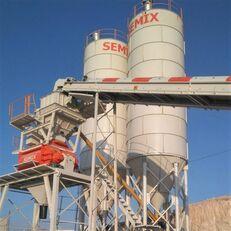 новый бетонный завод SEMIX Stationary 130 STATIONARY CONCRETE BATCHING PLANTS 130m³/h