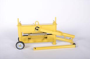 машина для укладки тротуарной плитки OPTIMAS Stein- und Plattenspalter 430 - 2 Spindel